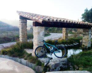 mtb ruta Terra Alta safreig