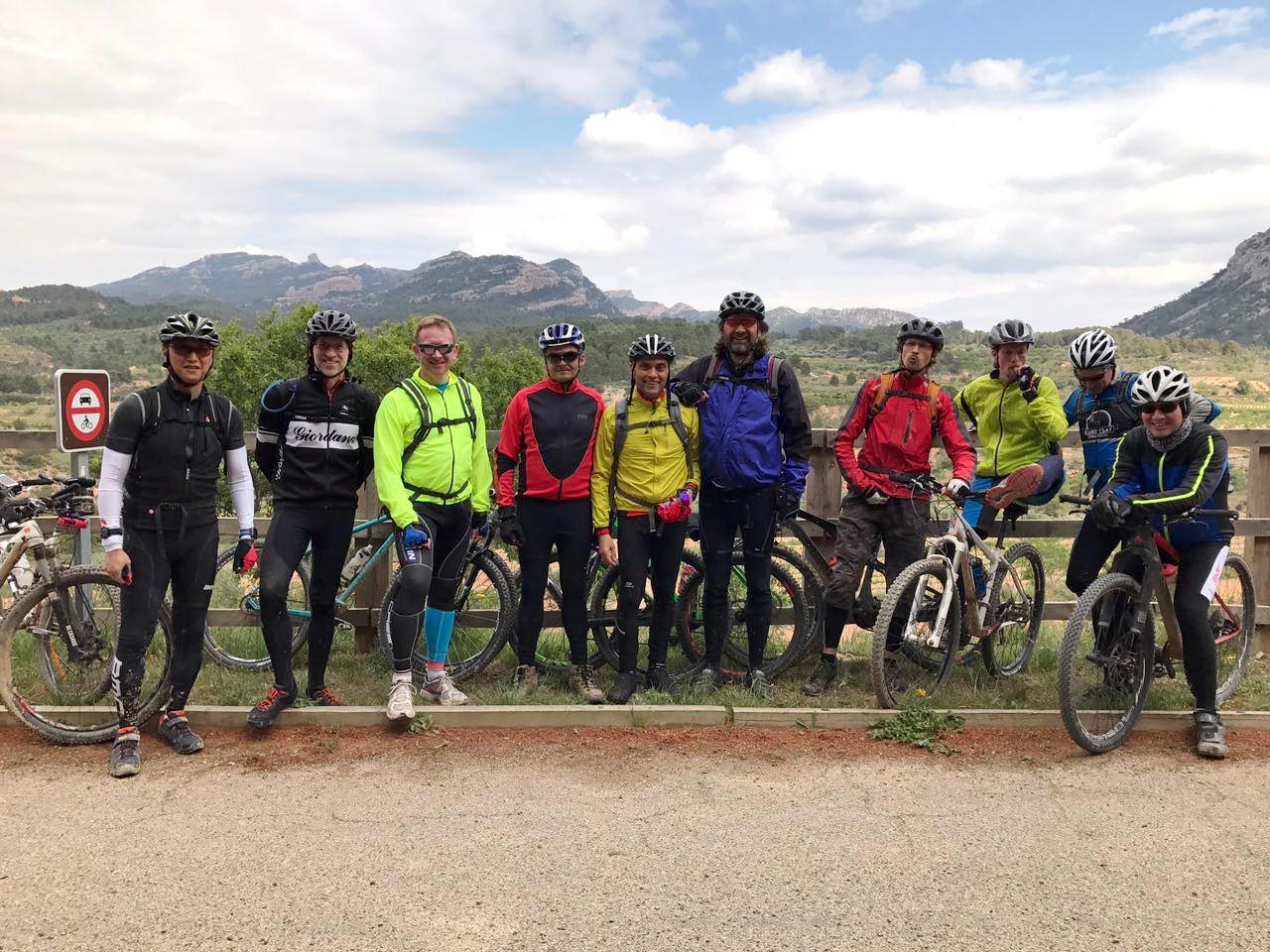 Ruta 2 días Trans Terra Alta